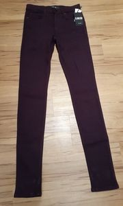 JOE'S Mid Rise Skinny Flawless Jeans Size 25 NWT